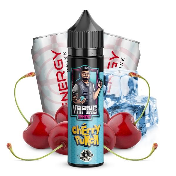 VAPING GAMERZ Cherry Punch Aroma 15ml