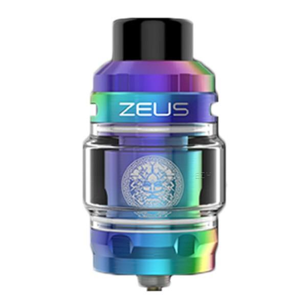 Geekvape Zeus Subohm Tank Verdampfer rainbow