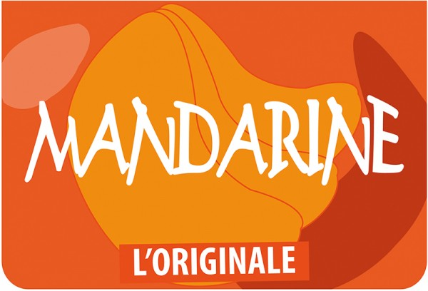 Mandarine - mandarin Aroma 10ml