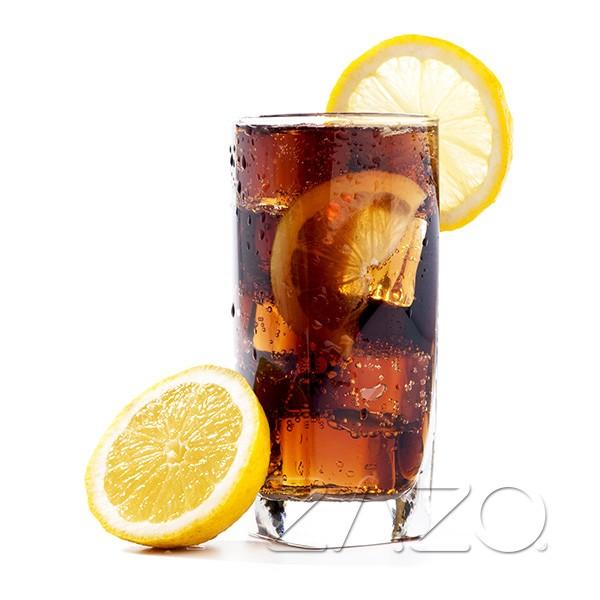 Cola-Zitrone 0mg