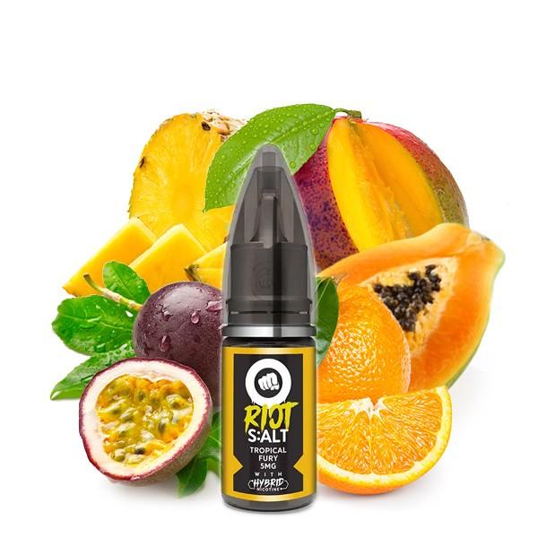 RIOT SQUAD Tropical Fury Nikotinsalz Liquid 10ml 5mg