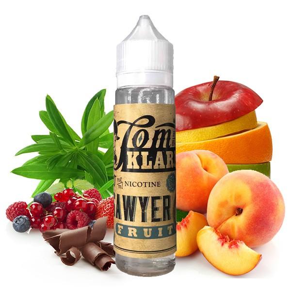 TOM KLARK'S TOM SAWYER Frucht Premium Liquid 60ml 0mg
