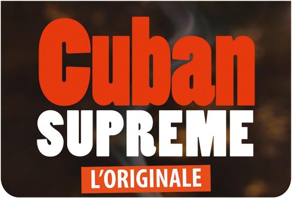Cuban Supreme 0mg 10ml
