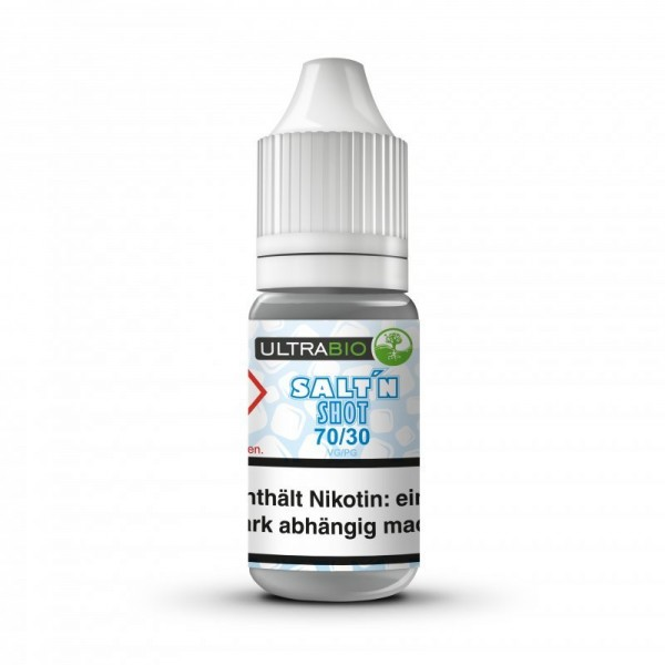 Nikotinsalz Shot 70VG/30PG 10ml 20mg