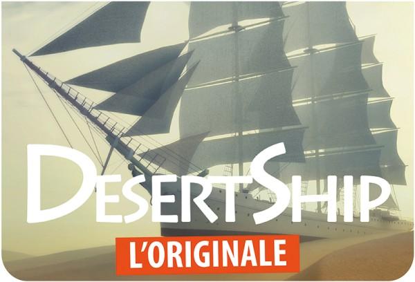 Desert Ship Aroma 10ml