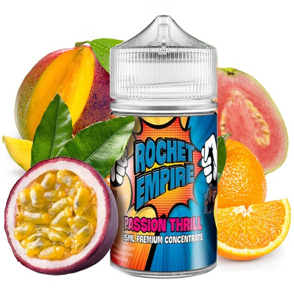 ROCKET EMPIRE Passion Thrill Aroma 15ml