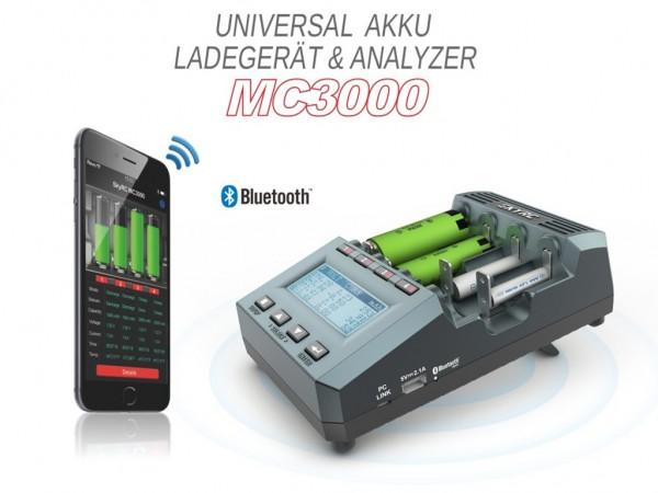 SkyRC MC3000 Universal-Analyse-Ladegerät Vers.2019