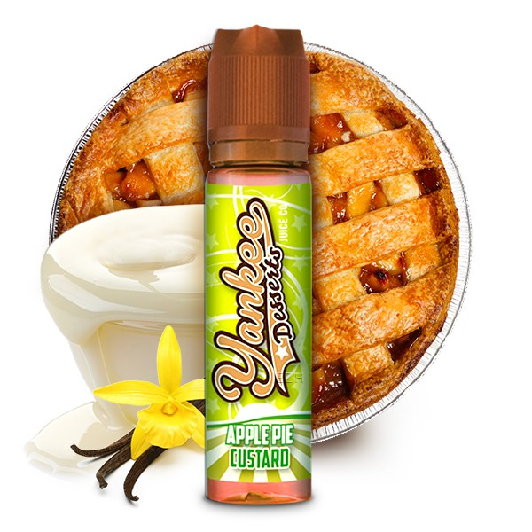 Yankee Desserts Apple Pie Custard 15ml