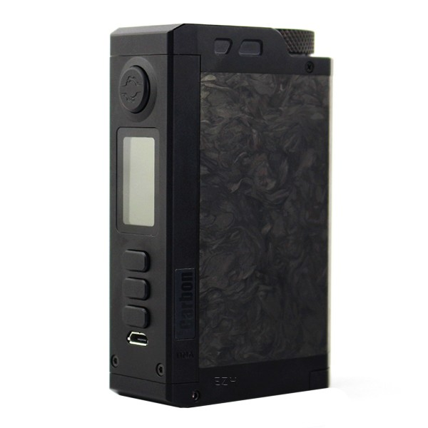 DOVPO Top Gear DNA 250C Mod Akkuträger carbon-black