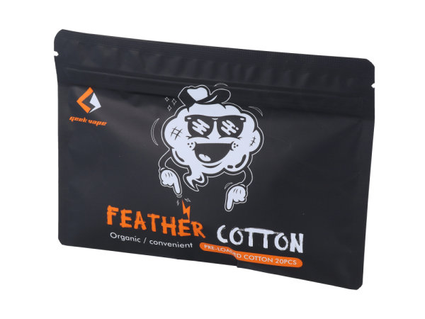 Feather Cotton Threads (20 pro Pack)