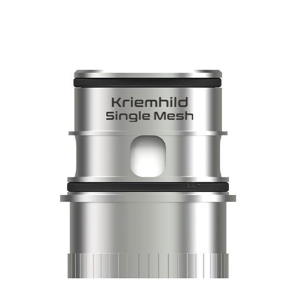 3x Vapefly Kriemhild KA1 Single Mesh Coil Verdampferkopf 0.3 Ohm