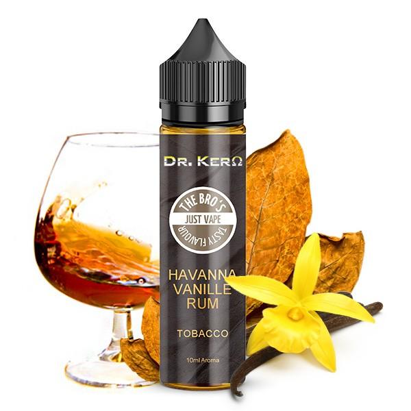 DR. KERO X THE BRO'S Havanna Vanille Rum Tobacco Aroma 10ml