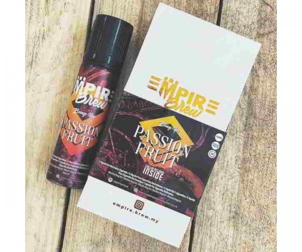 Passionfruit Liquid - Empire Brew 50ml