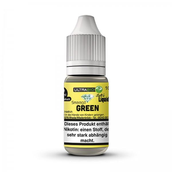 Nikotinsalz Liquid Smaragd Green 20mg