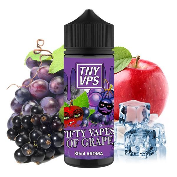 TONY VAPES Fifty Vapes of Grape Aroma 30ml