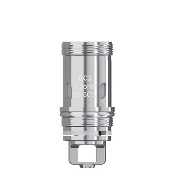 5x ELEAF EC2 Coil Verdampferkopf 0,5 Ohm