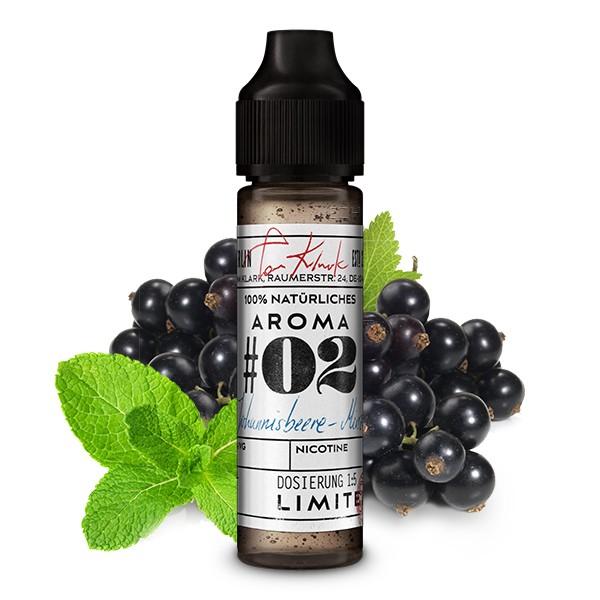 TOM KLARK'S Natürliche Aromen No.02 Johannisbeere-Minze Aroma