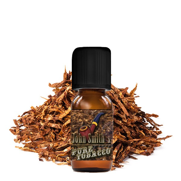 TWISTED John Smith's Blended Tobacco Flavor - Pure Tobacco Aroma 10ml
