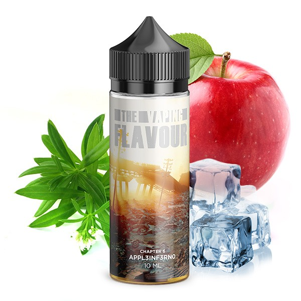 THE VAPING FLAVOUR Appl3inf3rno Aroma 10ml