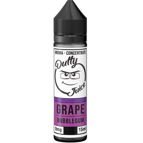 Dutty Juice Grape Bubblegum Aroma 15ml