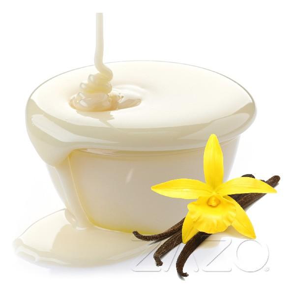 Vanilla Custard 0mg 10ml