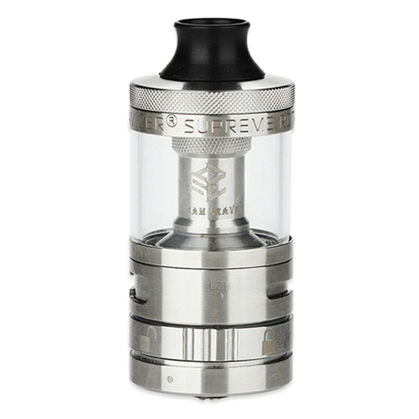 STEAM CRAVE Aromamizer Supreme V2 RDTA incl. 8ml Conversion Kit stainless steel