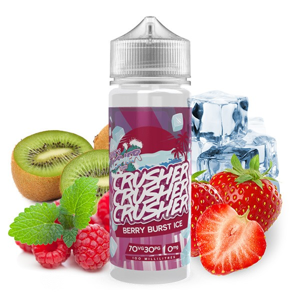 CRUSHER Berry Burst Ice UK Premium Liquid 100ml