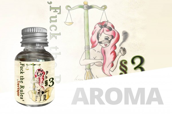 Fuck the Rules §3 Aroma 20ml