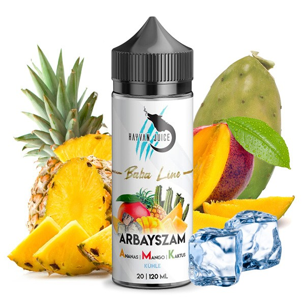 HAYVAN JUICE Baba Line Arbeyzam Aroma 20ml