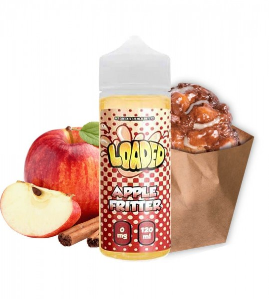 Loaded Aroma Apple Fritter 0mg / 30ml