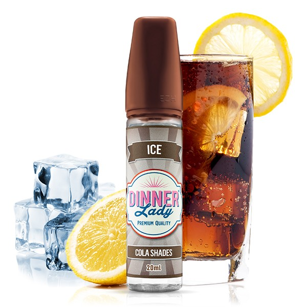 DINNER LADY ICE Cola Shades Aroma 20ml