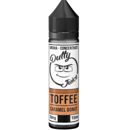 Dutty Juice Toffee Caramel Donut Aroma 15ml