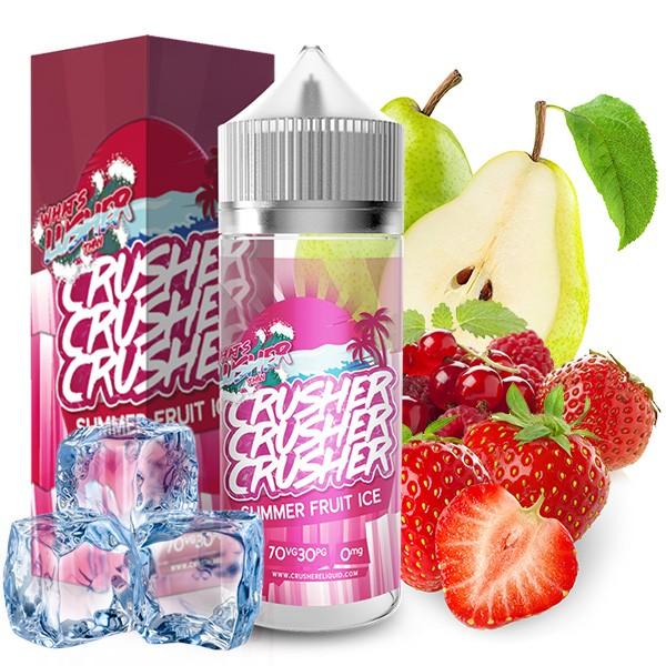 CRUSHER Summer Fruit Ice UK Premium Liquid 100ml
