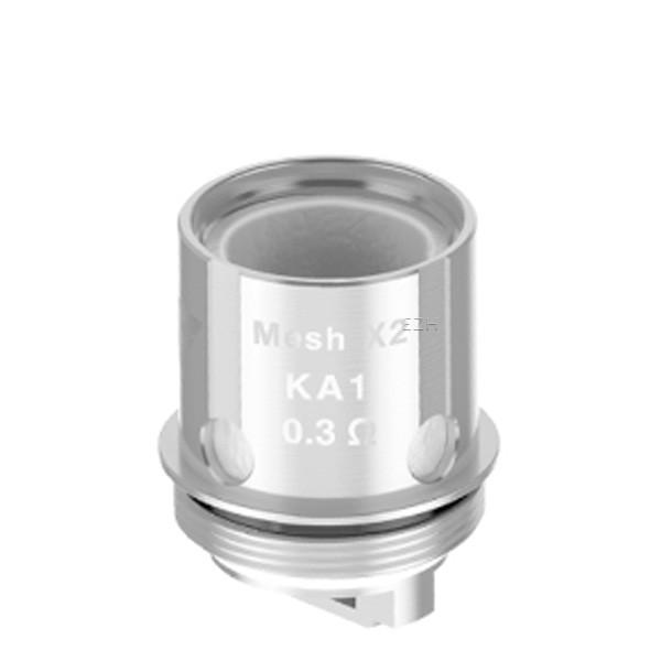 5x Geekvape Super Mesh X2 Coil Verdampferkopf 0.3 Ohm