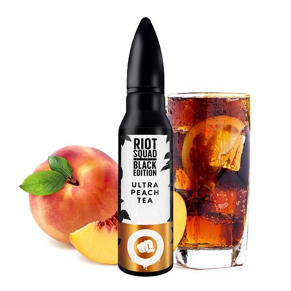 RIOT SQUAD Black Edition Ultra Peach Tea Aroma 15ml
