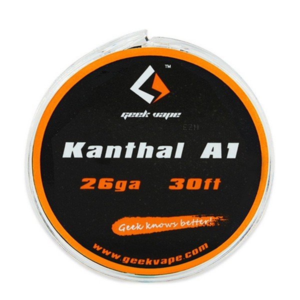 GeekVape 10 Meter DIY Kanthal A1 Wire 26GA (0.40 mm)