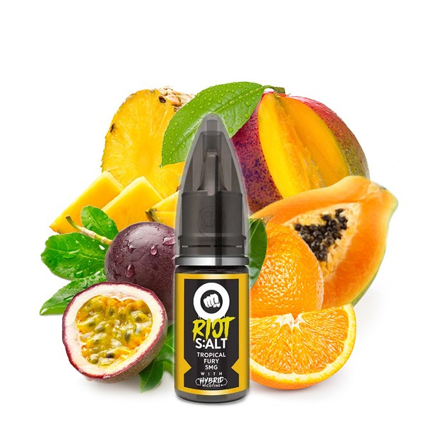 RIOT SQUAD Tropical Fury Nikotinsalz Liquid 10ml 10mg