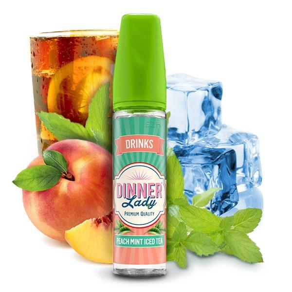 DINNER LADY Drinks Peach Mint Iced Tea Aroma 20ml