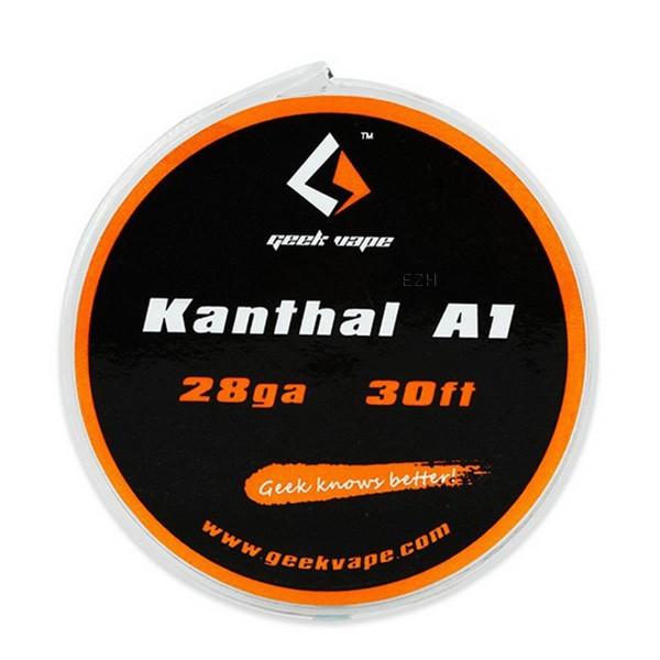GeekVape 10 Meter DIY Kanthal A1 Wire 28GA (0.32 mm)