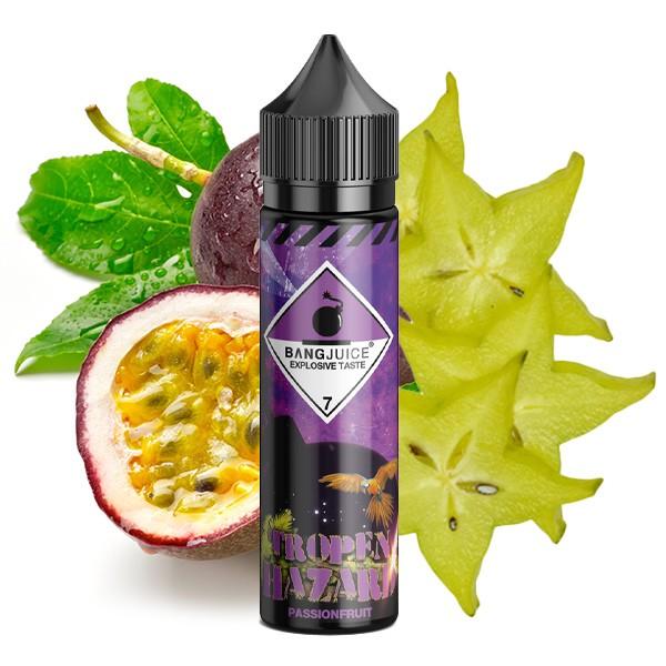 BANGJUICE Tropenhazard Passionsfruit Aroma 15ml