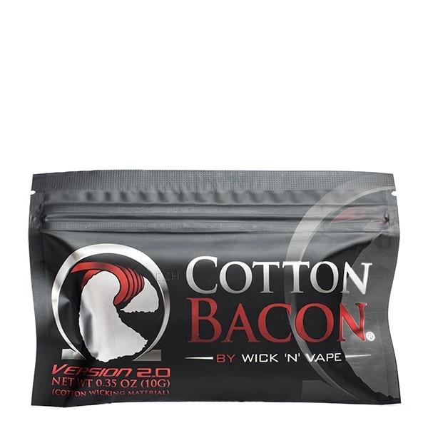 CottonBacon v2 - Baumwollwatte
