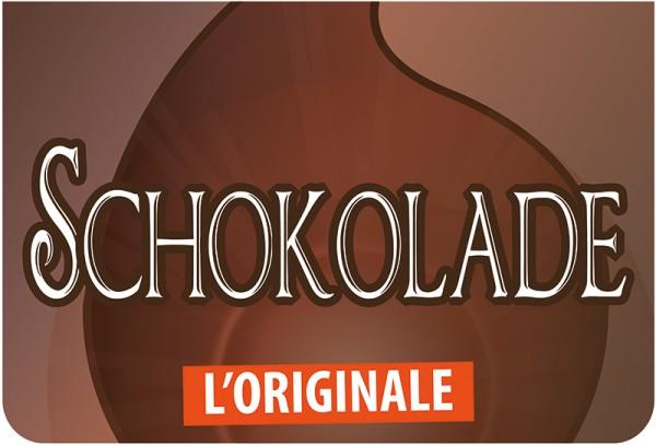 Schokolade - chocolate Aroma 10ml