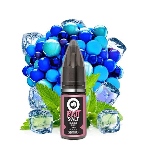 RIOT SQUAD Bubblegun Nikotinsalz Liquid 10ml 10mg