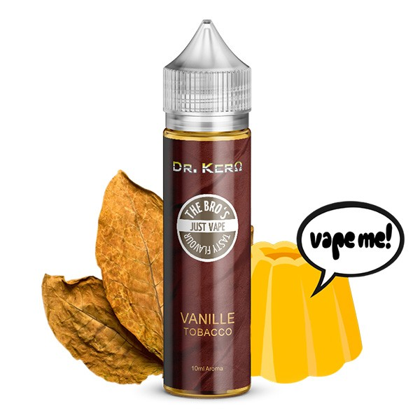 Dr. Kero X The Bro's Vanille Tobacco Aroma 10ml