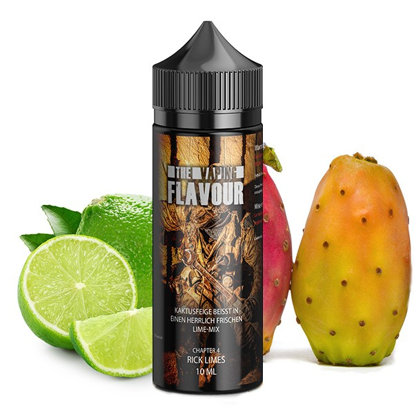 THE VAPING FLAVOUR Rick Limes Aroma 10ml