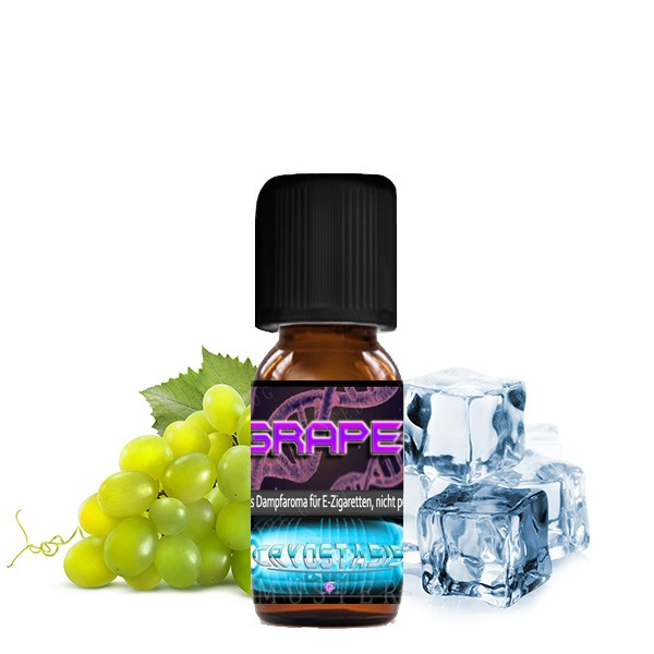TWISTED CRYOSTASIS Grape Aroma 10ml Aroma